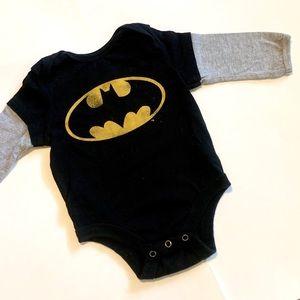 Batman Onesie 3-6 months by Oldnavy